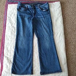 American Eagle Favorite Boyfriend jeans 14 short